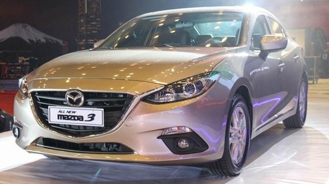 mazda3 1465091870032 crop1465091881833p Hãng Mazda sẽ triệu hồi hơn 10.000 xe Mazda 3 All New từ 16/6