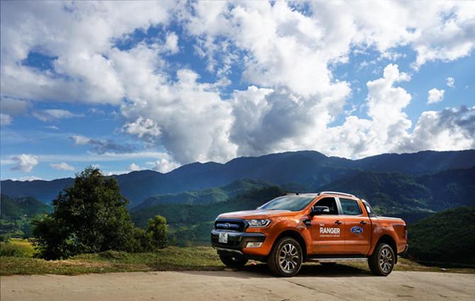 rangerhgdnkvun uzxd1 Ford Ranger 3.2L hết hàng trước ngày tăng giá thuế 1.7.2016