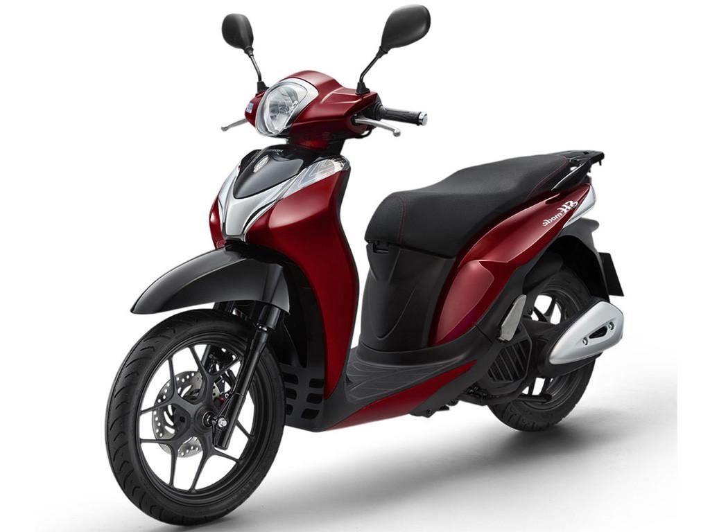 sh noibat LMSN Honda SH giới thiệu phiên bản mới chính thức trình làng