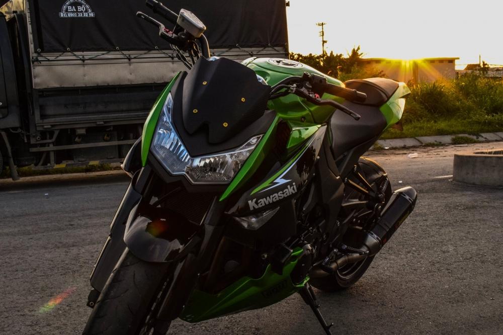 su hap dan tu chiec kawasaki z1000 phien ban cu 9125 1461729836 57203a2c258bf Nhìn laị những vẻ đẹp của Kawasaki Z1000 phiên bản cũ