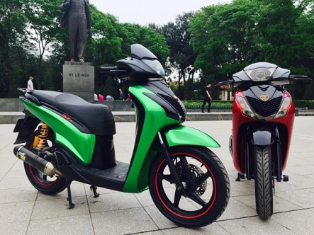 sua xe honda sh y chuyen nghiep tai hcm products 2 Mua xe Winner 150 chỉ với 50 triệu, khoan hy vọng