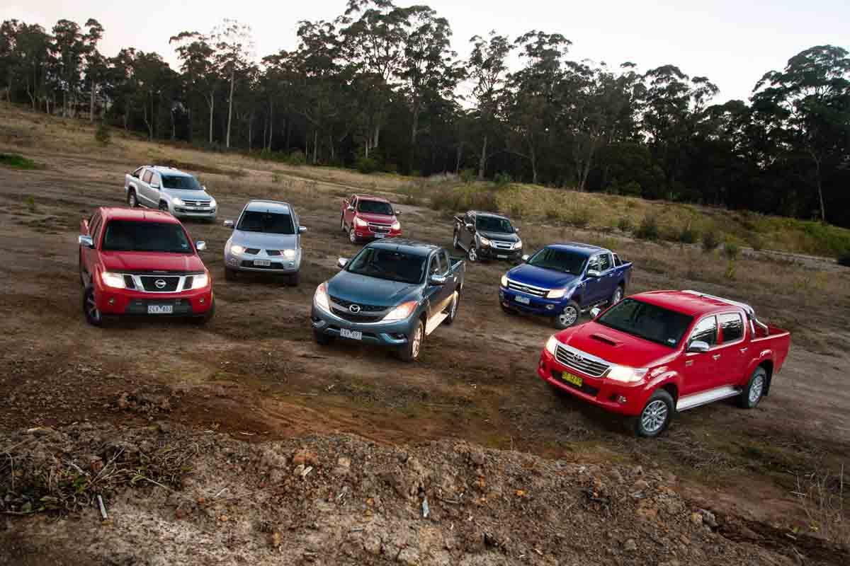 thi truong ban tai tai viet nam 1 autovina Top 6 xe ô tô bán tải tầm giá 700 triệu được ưa chuộng nhất 2016
