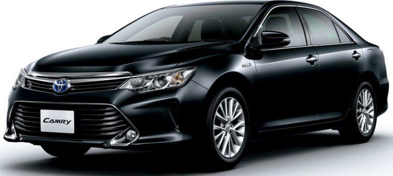 toyota camry 2016 14 768x344 Đánh giá xe Toyota Camry 2016, nên mua phiên bản 2.5 Q, 2.5 G hay 2.0 E?