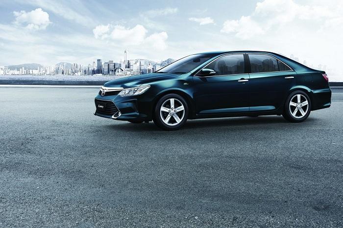 toyota camry3 Toyota Camry 2016 và những ưu điểm nổi bật