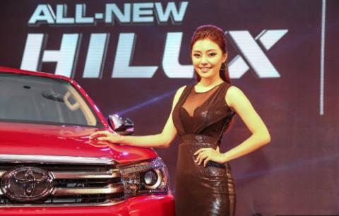 toyota hilux1 Giá xe Toyota Hilux 2016 tại Malaysia thấp hơn ở VN 100 triệu VNĐ