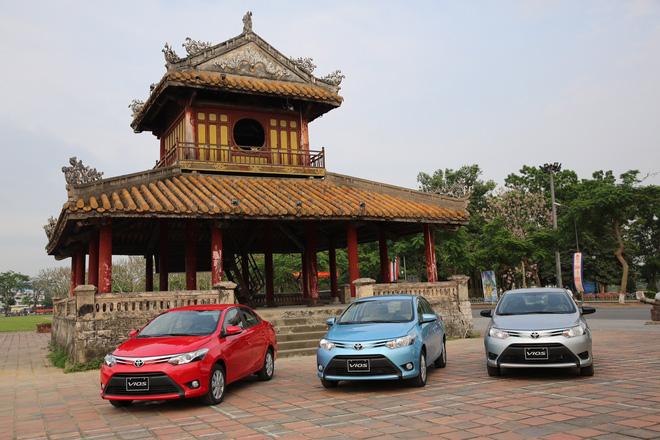toyota lap ky luc ban hang tai viet nam1 Doanh số bán xe của Toyota tại Việt Nam tháng 4/2016