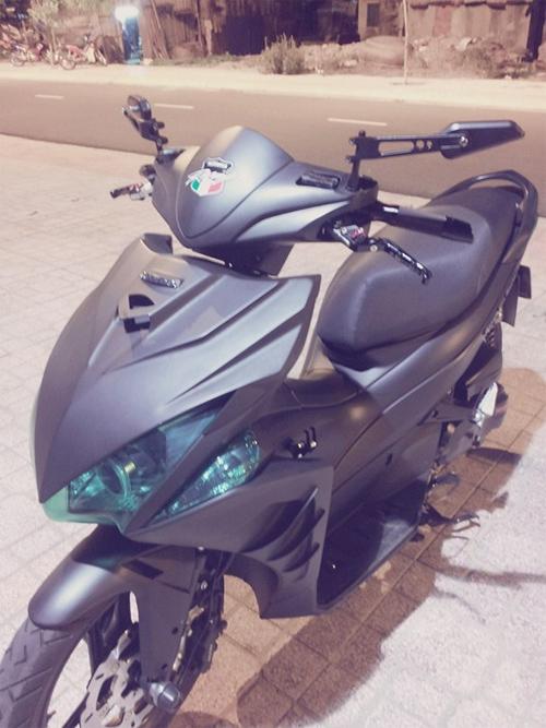 trithucsong.com 7f145b7e88e1b5616094f6aacd9975bf Top  xe Honda Air Blade độ đẹp và phong cách tại Việt Nam