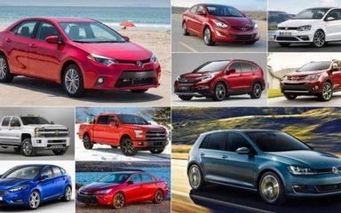 xe o to ban chay nhat 384x240 Top 10 xe ô tô bán chạy nhất Việt Nam 2016 được người dùng yêu thích