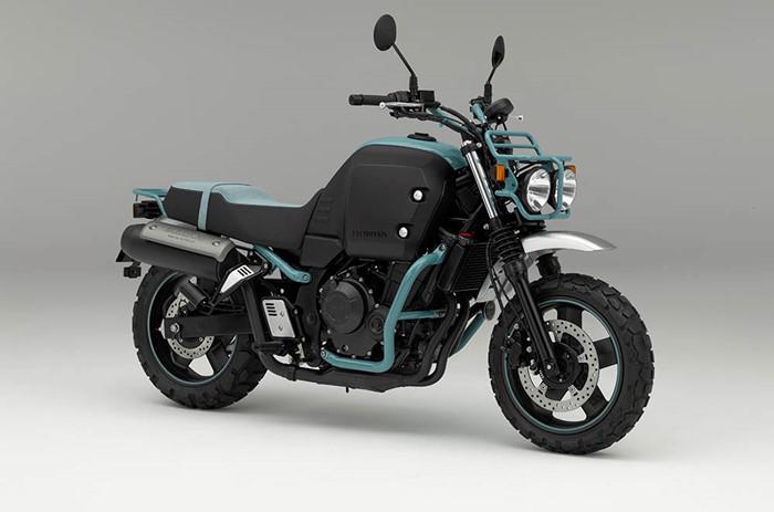 xedoisong honda bulldog 400cc concept h1 obrz ipvy1 Xe việt dã Robo lùn sẽ được hãng xe Honda sản xuất