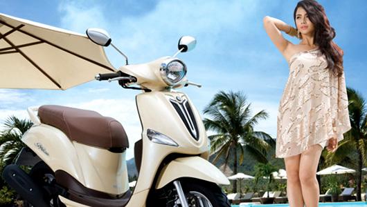 yamaha nozza 1 Top 5 mẫu xe tay ga cho nữ tốt nhất 2016 giá tầm 30 triệu